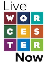 Live Worcester Now Logo